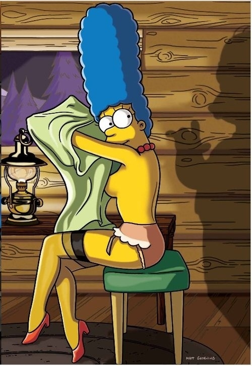 More Marge Simpson Playboy Pics!