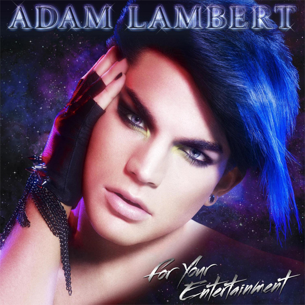 Adam Lambert's New Album Cover