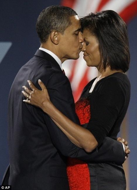 Michelle Obama's Dating Tips