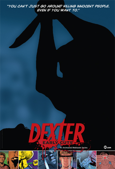 DEXTER Gets Animated