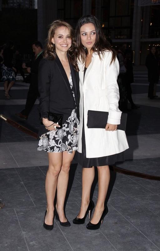 Natalie Portman & Mila Kunis @ American Ballet Gala
