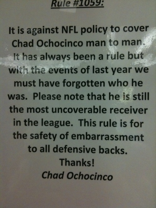 New NFL Rules