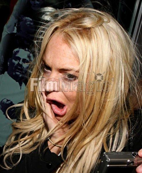 Lindsay Lohan is Very Sexy