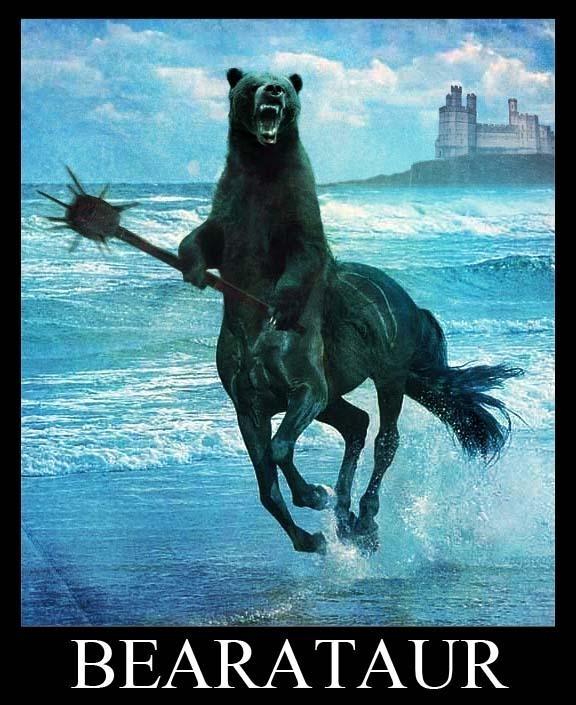183 Best Mythological Messes Redux Images On Pinterest: Bearataur
