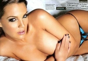 Danielle Lloyd Topless Will Drive You Nuts