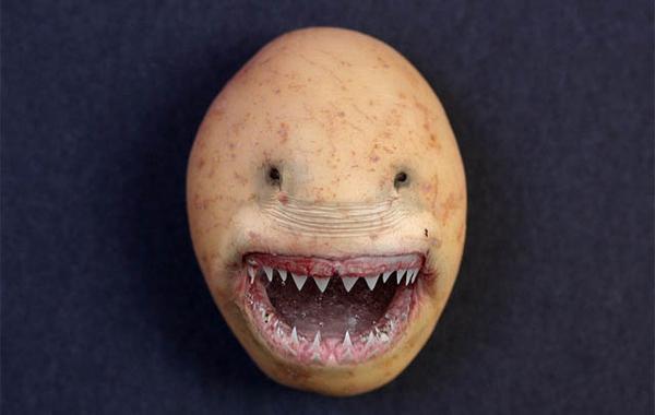 Jaws Potato