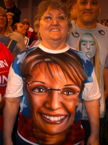 Insane Sarah Palin Shirt