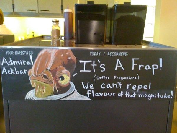 It's A Frap!