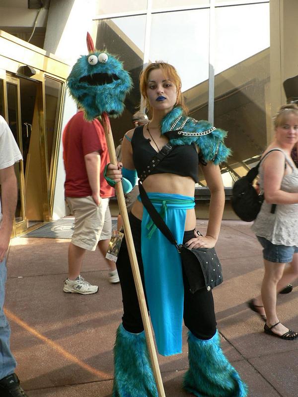 Cookie Monster Slayer