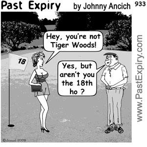 [CARTOON] Tiger Woods Scandal