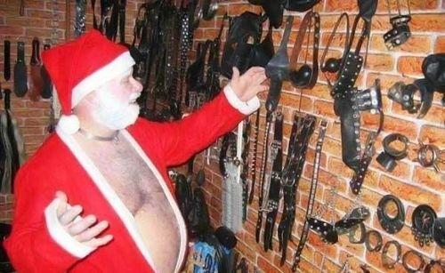 Freaky Sadist Santa