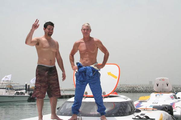Motorboating With Jesse Metcalfe and Jack Osbourne