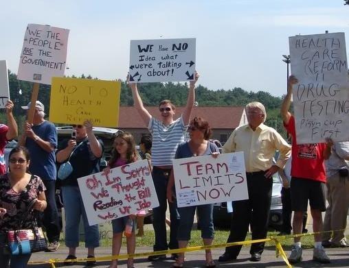 Honest Protestor