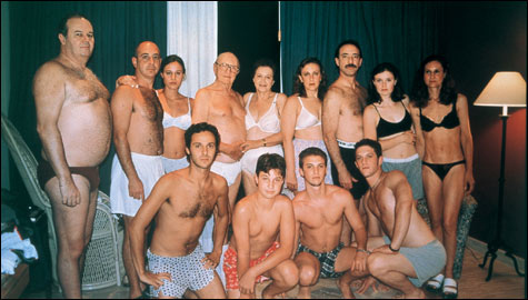 The Family That Strips Together, Stays Together