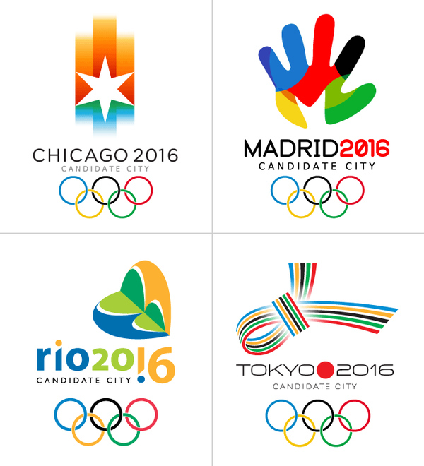 Who Has the Best 2016 Olympics Design?