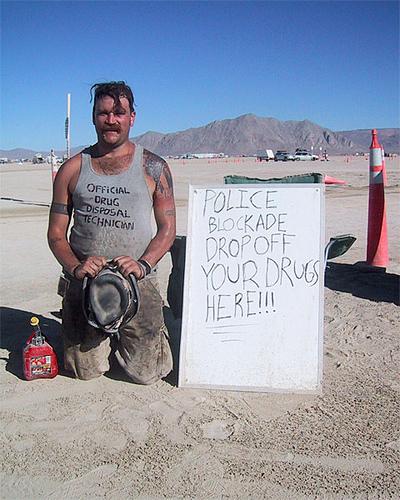 Official Drug Disposal Technician