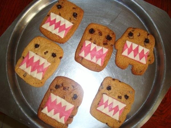 Domokun Cookies