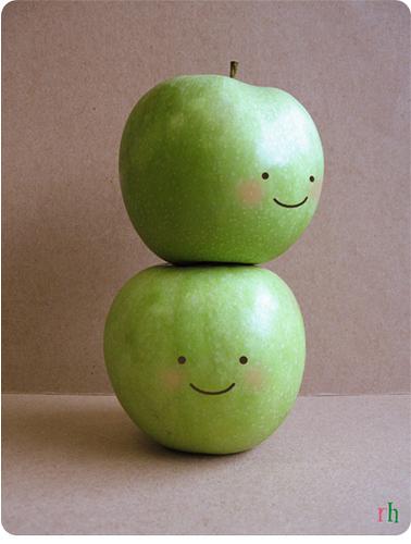Cute Apples!