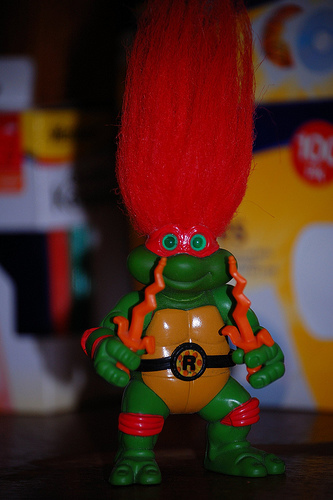 Ninja Turtle Trolls
