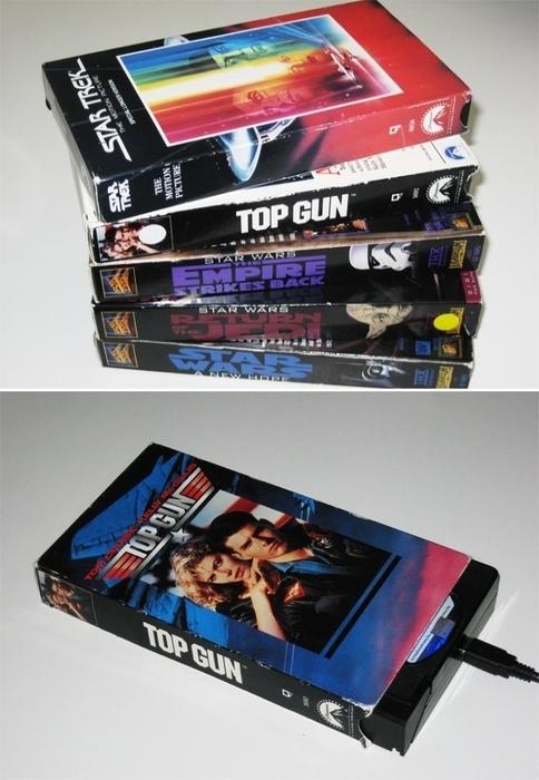 VHS External Hard Drives