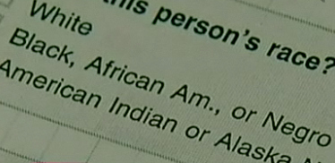 """Negro"" On 2010 Census Form"