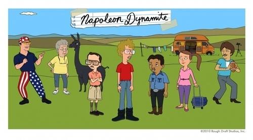 "Fox Orders Six Episodes of ""Napoleon Dynamite"" Cartoon"