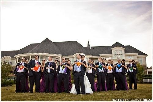 Superhero Themed Wedding