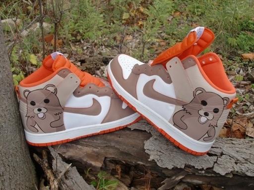 Want a Pair of Pedo Bear Nikes ?