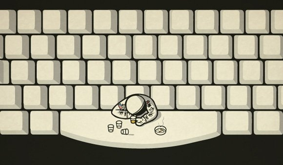 Astronauts Drink at The...