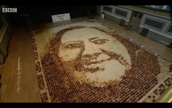 Mother In Law Toast Mosaic