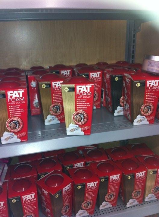 Fat Foam