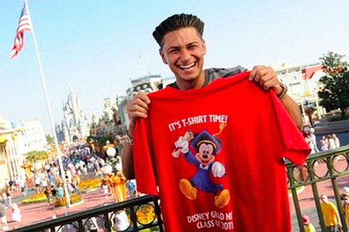 T-Shirt Time: Disney Edition