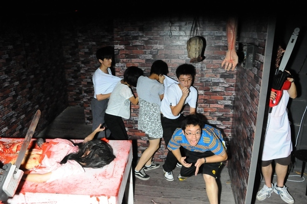 Essence of Haunted Houses