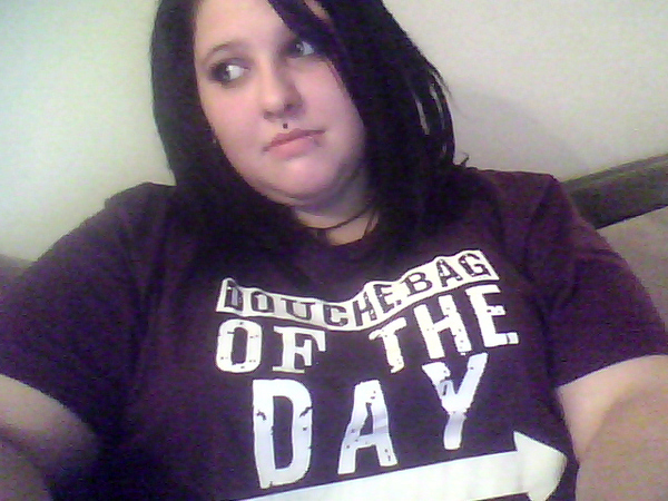 Douchebag Of The Day Shirt!