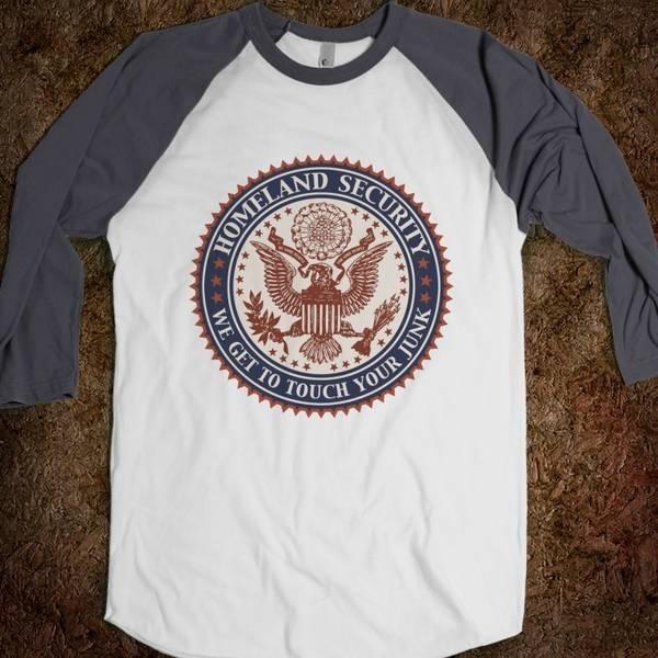 Official TSA Official's Shirt