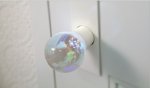 See-Through Door Knob