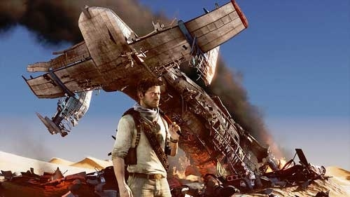 First Images of Uncharted 3: Drakes Deception