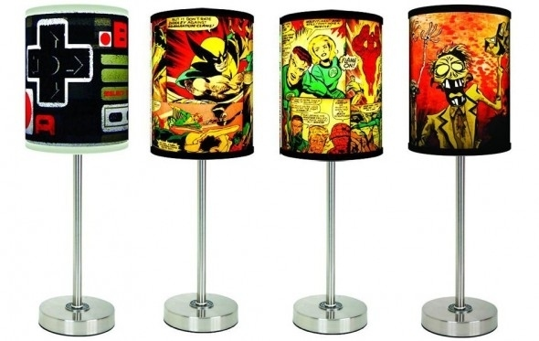 Lamps For Geeks!