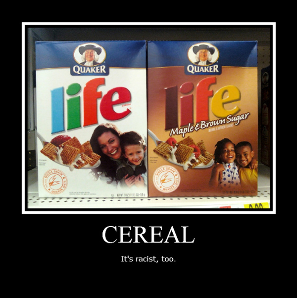 Wtf Life Cereal?