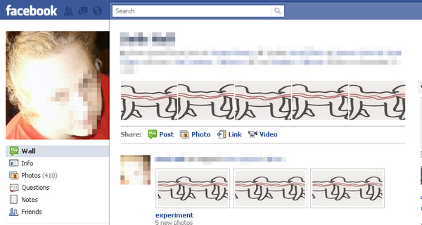 I Just Hijacked a Co-worker's New Facebook Profile