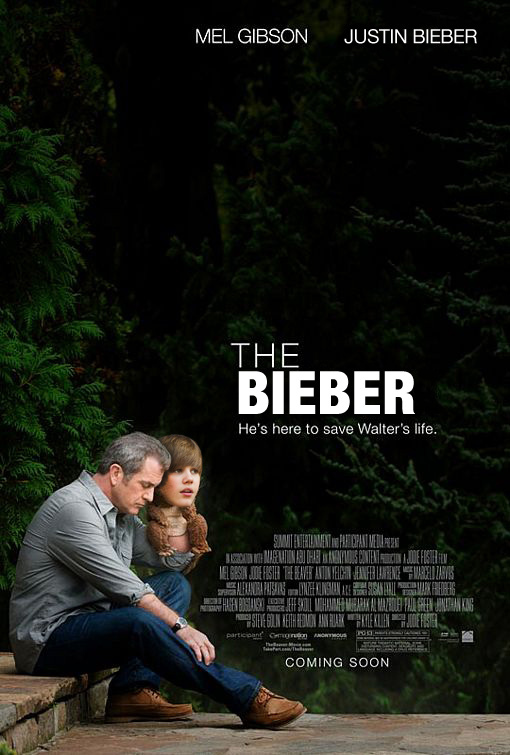 Mel Gibson Starring in The Bieber