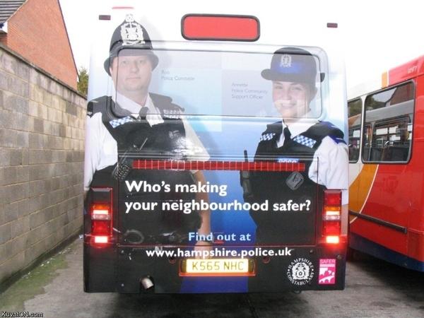 Who's Making Your Neighborhood Safer?