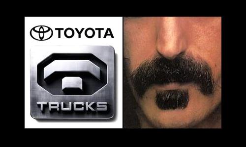 Toyota Ripped Off Zappa!
