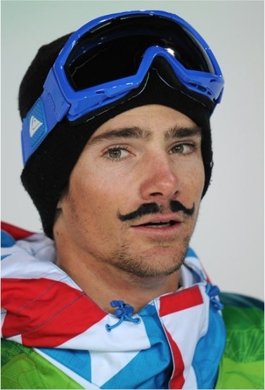 Sportacus At The Olympics