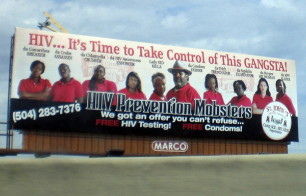 HIV Prevention Mobsters