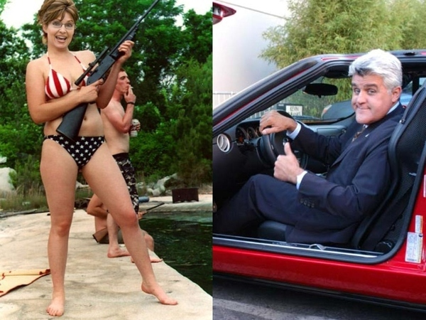Hello, My Name is Jay Leno, and I Am a Whore