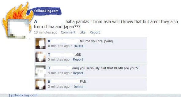 Wait, Pandas Come From Three Places?!