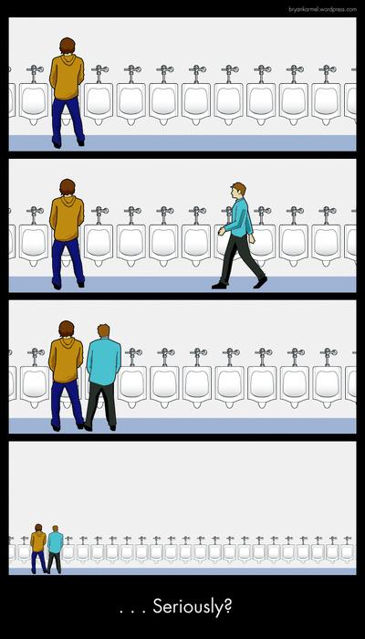 Restroom Etiquette