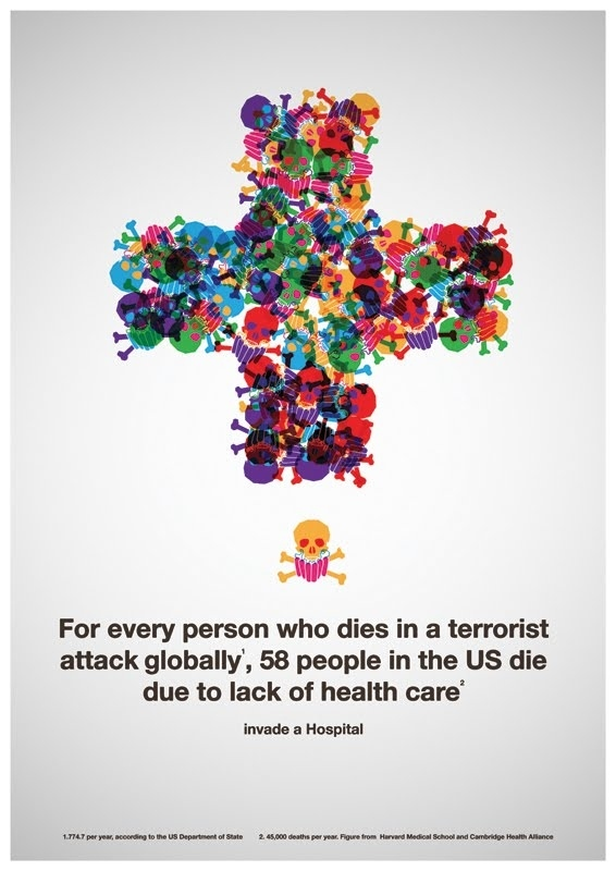Terrorism Vs. Healthcare