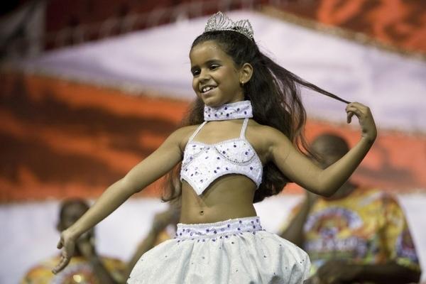 Rio De Janero's New Sexy Carnival Queen